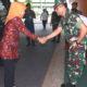 gubernur jawa timur, khofifah indar parawansa, pangdam V brawijaya, nusantaranews, nusantara news