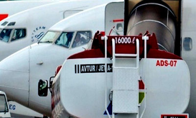 harga avtur, harga avtur, harga tiket pesawat, pertamina, pemasok avtur, maskapai penerbangan, nusantaranews