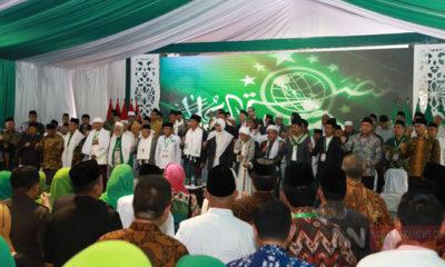 Munas Alim Ulama dan Kombes NU 2019 di Jawa Barat, PBNU Dukung Komitmen Vatikan dan Al-Azhar Soal Dokumen Persaudaraan Kemanusiaan (Foto: Ahmad S/NUSANTARANEWS.CO)