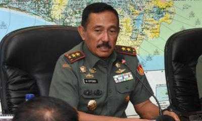 Pangdam Diponegoro Mayjen TNI Mochamad Effendi (Foto Istimewa)