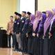 Pelantikan Pengurus pusat mahasiswa bahasa arab se Indonesia yang tergabung dalam organisasi ITHLA (Ittihadu Thalabah al Lughah al Arabiyah bi Indonesia). (FOTO: Istimewa)