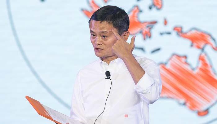 Pengusaha Cina, Jack Ma Pemilik Alibaba Group (Foto Getty Image)