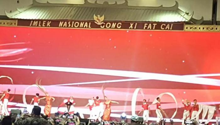 Perayaan Imlek Nasional 2019 (Foto by KJ)