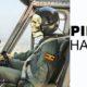 Pilot Hantu. (FOTO: Dok. Monitor)