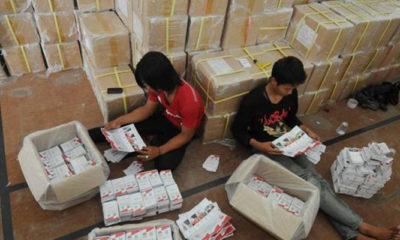 Potensi Kecurangan, Tahapan Logistik Pemilu (Foto Istimewa)