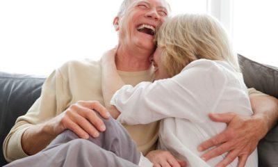 Potret Pasangan Suami Istri Romantis bahagia. (FOTO: Istimewa)