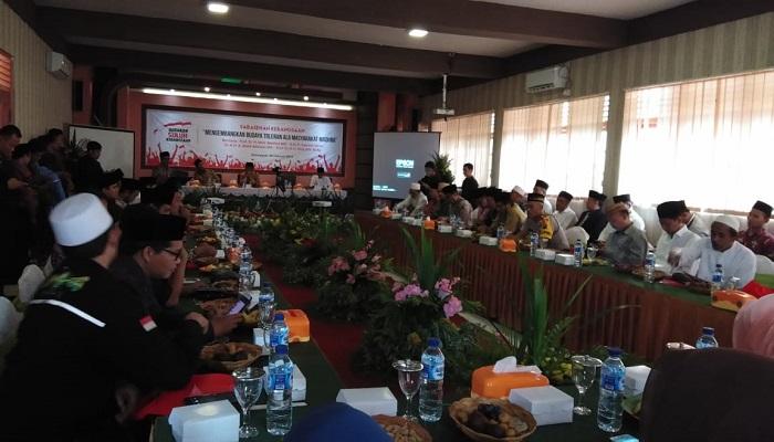 Sarasehan Kebangsaan di Annuqayah, Mahfud MD Puji Toleransi Masyarakat Madura, nusantara news
