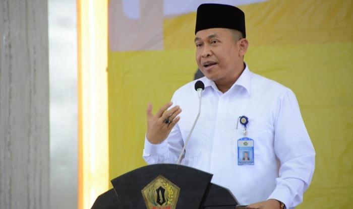 Sekretaris Jenderal Kementerian Agama (Sekjen Kemanag) M Nur Kholis Setiawan. (FOTO: Humas Kemenag)