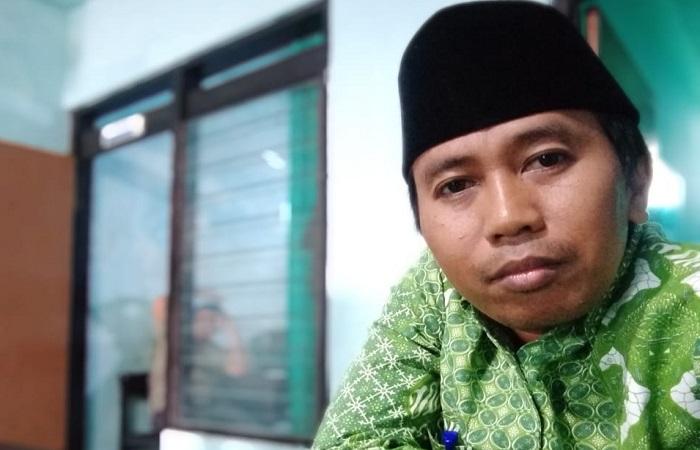 Sekretaris DPKS Sumenep, Muhammad Suhaidi. (Foto: M Mahdi/NUSANTARANEWS.CO)