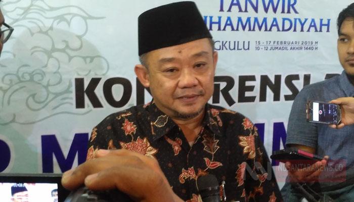 Sekretaris Umum PP Muhammadiyah, Abdul Mu'ti (Foto Dok. NUSANTARANEWS.CO)