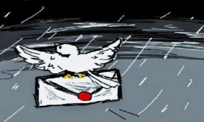 Sepucuk Surat Untuk Hujan. (Ilustrasi/Istimewa)