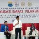 Wakil Ketua MPR RI, Muhaimin Iskandar alias Cak Imin Saat Sosialisasi Empat Pilar di Asrama Haji Boyolali, Jawa Tengah (Foto David Untuk NUSANTARANEWS.CO)