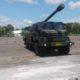 Batalyon Artileri Medan 12 menggelar Latihan Dalam Satuan (LDS) dalam rangka merawat Meriam Caesar 155 mm. (FotoL Istimewa/NUSANTARANEWS.CO)