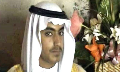 anak osama bin laden, as, hamza bin laden, osama bin laden, informasi, nusantaranews, nusantara news