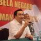 Anggota DPR RI Komisi I Effendi M.S. Simbolon Sampaikan Sosialisasi Bela Negara Lingkup Pemukiman di Jakarta (Foto Dok. NUSANTARANEWS.CO).