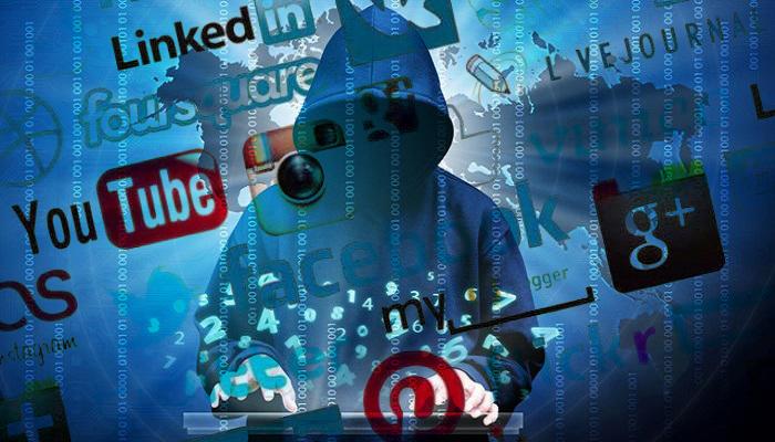 Penyebaran hoaks di media sosial. (Foto: Ilustrasi/NUSANTARANEWS.CO/Istimewa)