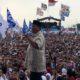 Capres 02 Prabowo Subianto orasi dalam kampanye di Bogor Jawa Barat. (FOTO: Isitmewa)