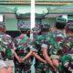 Dandim Bojonegoro Ingatkan Anggotanya Jaga Netralitas TNI. (FOTO: NUSANTARANEWS.CO/Pendim0813)