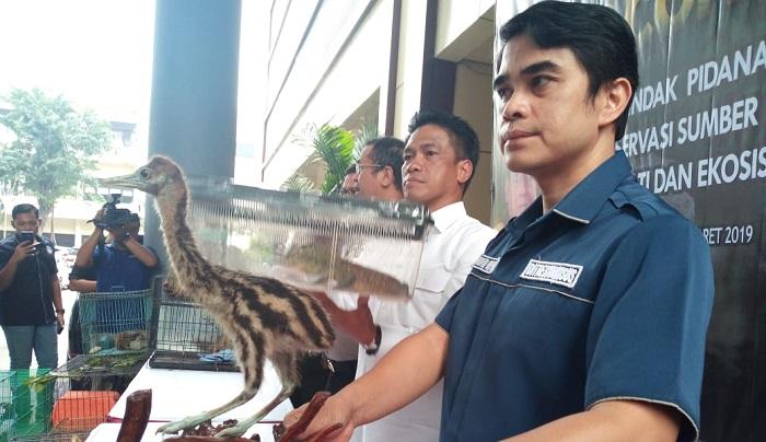 Direktur Ditreskrimsus Polda Jatim, Kombes Pol Yusep Gunawan. (FOTO: NUSANTARANEWS.CO/Setya)