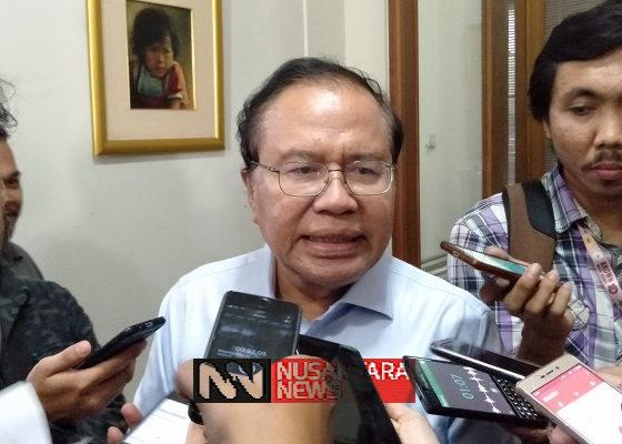 Ekonom Senior, Rizal Ramli. (Foto: Romadhon/NUSANTARANEWS.CO)
