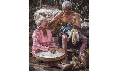 Energi Positif Seorang Istri Bisa Enyahkan Energi Negatif Suami. (FOTO: @sudjiwotedjo)