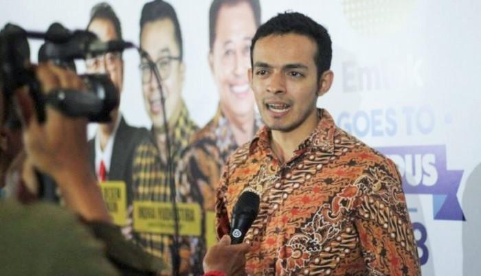 Juru Bicara Badan Pemenangan Nasional pasangan Prabowo Subianto-Sandiaga Uno. (FOTO: Istimewa)