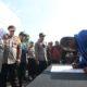 Gubernur dan Kapolda Jatim Menyaksikan Perwakilan Partai Politik Peserta Pemilu 2019 Menandatangani Deklarasi Damai Pemilu. (FOTO: NUSANTARANEWS.CO/Setya)