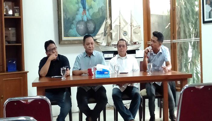 Diskusi bertajuk Paradoks Kartu Sakti Jokowi diselenggarakan Forum Tebet (Forbet), di kawasan Tebet, Jakarta Selatan, Selasa (19/3/19). (Foto: Romandhon/NUSANTARANEWS.CO)