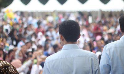 Juru Bicara Badan Pemenangan Nasional pasangan Prabowo Subianto-Sandiaga Uno, Gamal Albinsaid. (FOTO: Dok. @Gamal_Albinsaid)