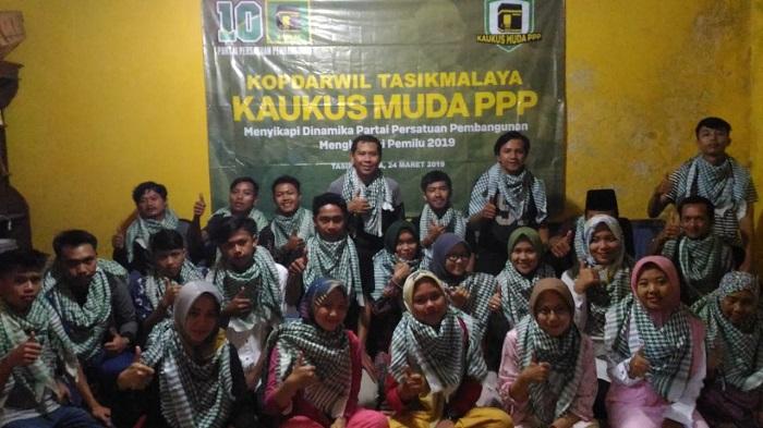 Kaukus Muda PPP Korwil Tasikmalaya tetap Solid. (FOTO: NUSANTARANEWS.CO/Istimewa)