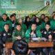 Kaukus Muda PPP saat menyampaikan pernyataan sikap pada acara Kopi Darat Nasional (Kopdarnas) di Nogolaten, Catur Tunggal, Yogyakarta, Kamis (21/3/2019). (FOTO: NUSANTARANEWS.CO/Istimewa)