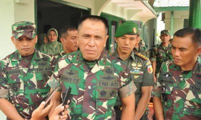 kodam V brawijaya, 17 ribu prajurit, pengamanan, pileg, pilpres 2019, nusantara news