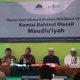 Pengerian dan Konsep Islam Nusantara disepakati dalam Musyawarah Nasional Alim Ulama Nahdatul Ulama (Munas Alim Ulama NU) di Pondok Pesantren Miftahul Huda Al-Azhar, Citangkolo, Kota Banjar, Jawa Barat. (Foto: Selendang S/NUSANTARANEWS.CO)