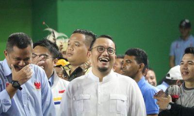 Koordinator Juru Bicara Badan Pemenangan Nasional Prabowo-Sandi, Dahnil Anzar Simanjuntak. (FOTO: @Dahnilanzar)