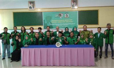 Kopdarwil Kaukus Muda PPP Sumatera Selatan. (FOTO: NUSANTARANEWS.CO/Istimewa)