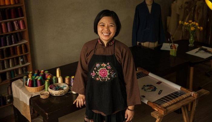 La Lin - Pengusaha dari Desas Ma Shan. (FOTO; Istimewa)