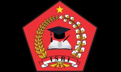 Logo Resmi DPN ISRI (Ikatan Sarjana Rakyat Indonesia). (FOTO: NUSANTARANEWS.CO/Istimewa)