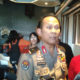 Karo Multimedia Div Humas Mabes Polri Brigjen Pol Budi Setiawan menyebut bahwa saat ini hoaks masih digunakan sebagai alat yang ampuh untuk merusak lawan politik. (Foto: Romandhon/NUSANTARANEWS.CO)