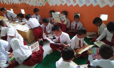 Majukan Sekolah dengan Pendampingan Plan Do See. (FOTO: NUSANTARANEWS.CO/ASB)