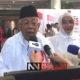 Ma'ruf Amin apresiasi Jokowi mampu jaga emosi dan tidak terprovokasi. (Foto: Romadhon/NUSANTARANEWS.CO)