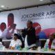 Menangkan Jokowi-Ma'ruf Amin, Menteri Era SBY Luncurkan Jokorner App. (FOTO: NUSANTARANEWS.CO/Pram)