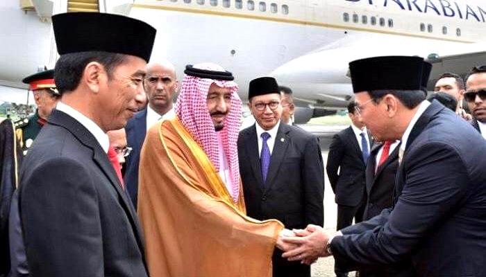 indonesia, arab saudi, hubungan bilateral, tenaga kerja indonesia, indonesia-arab saudi, nusantaranews