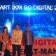 """Menperin Airlangga Hartarto dalam acara e-Smart IKM 2019 """"IKM Go Digital"""". (FOTO: Istimewa)"""