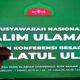 Musyawarah Nasional Alim Ulama (Munas Alim Ulama) dan Konferensi Besar Nahdlatul Ulama (Konbes NU) 2019 resmi ditutup oleh Wakil Presiden Jusuf Kalla (JK) di Pondok Pesantren Miftahul Huda Al-Azhar, Kota Banjar, Jawa Barat, Jumat (1/3/2019). (Foto: Selendan S/NUSNATARANEWS.CO)