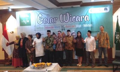 Nahdlatul Ulama (NU) berkomitmen memberantas penyakit TBC di Indonesia. (Foto: Romandhon/NUSANTARANEWS.CO)