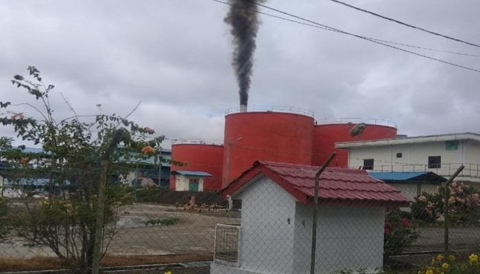 pt nsm, pabrik cpo, nunukan, cemari sungai, limbah pabrik, masyarakat, nusantaranews, nusantara news