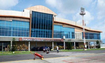 Bandara Abdurahman Saleh Malang. (Foto: Istimewa)