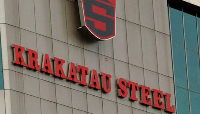 Perusahaan Baja Krakatau Steel (Foto Dok. Merdeka)