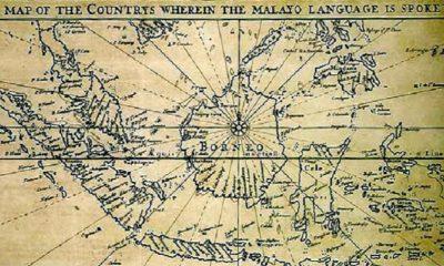 Peta Hindia Belanda. (FOTO: Istimewa)