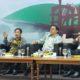 Rektor Universitas Ibnu Chaldun (UIC) Jakarta, Musni Umar (dua dari kiri). (FOTO: Istimewa)